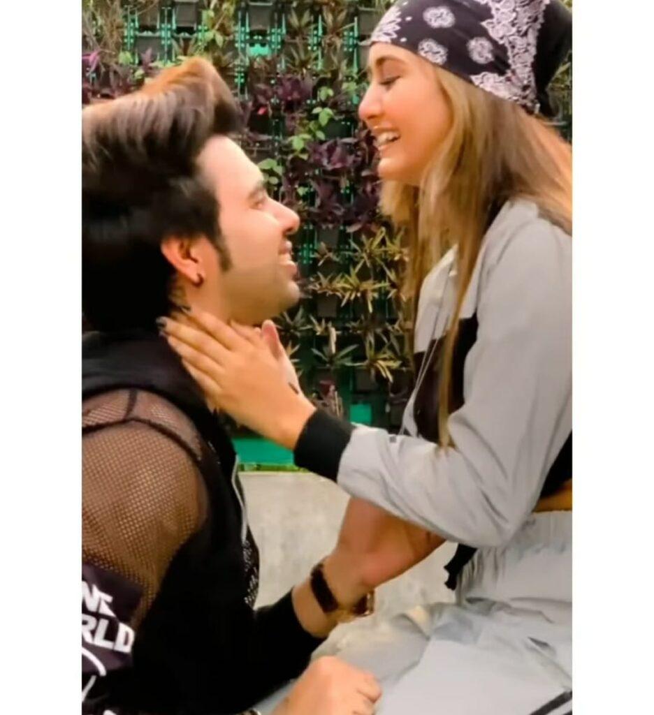 Sana Eslam Khan (Tiktok) boyfriend danish alfaaz