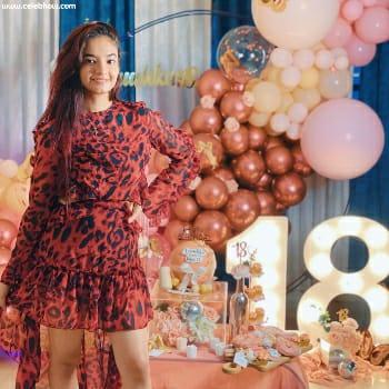 Anushka sen birthday