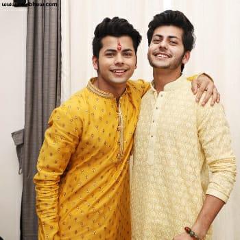 siddharth nigam brother