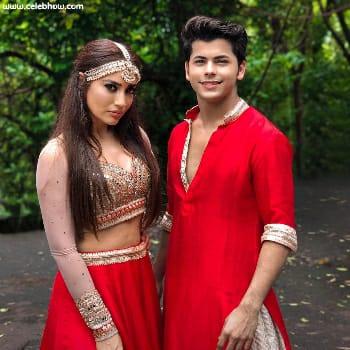 siddharth nigam and ashi singh