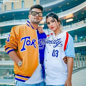 Nagma Mirajkar and awez darbar